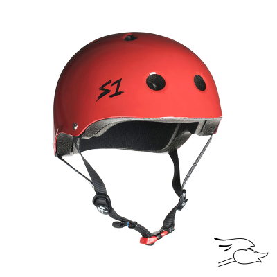 CASCO S-ONE MINI LIFER SCARLET RED