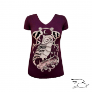 CAMISETA BLACK MARKET WOMENS OWL ...