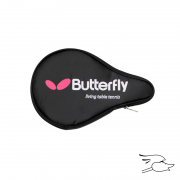 ESTUCHE BUTTERFLY LOGO WHITE-ROSE