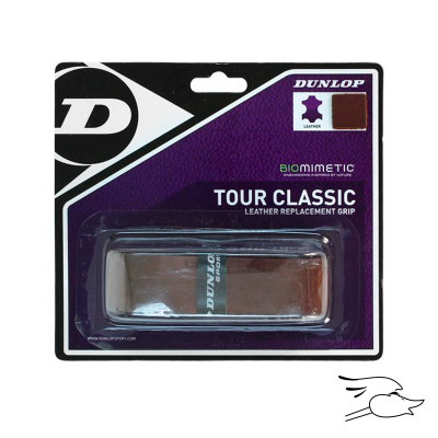GRIP DUNLOP TOUR CLASS LEATHER