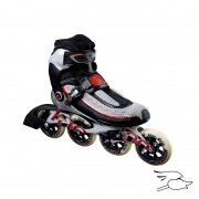 PATINES K2 TRAINING RADICAL 90