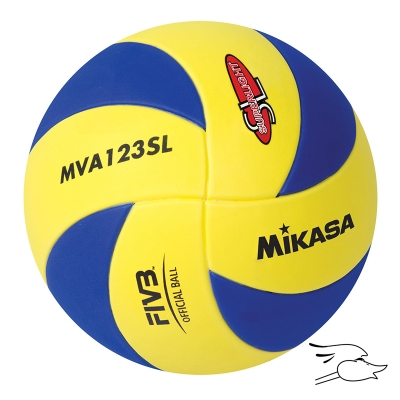 BALON MIKASA VOLLEYBALL SUPERLIGHT TRAINING MVA123SL