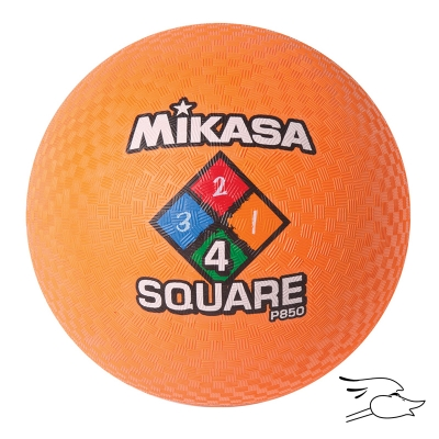 BALON MIKASA FOUR SQUARE ORANGE P850