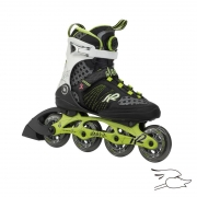PATINES K2 ALEXIS BOA LIME-BLACK