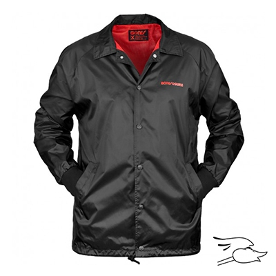 CHAQUETA BONES SWISS WINDBREAKER BLACK