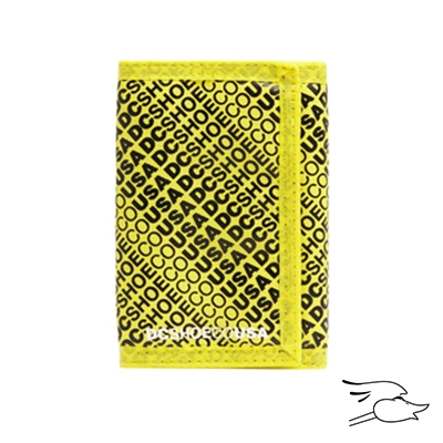 BILLETERA RIPSTOP 5 YELLOW