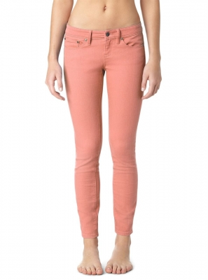 PANTALON ROXY SUNTRIPPERS COLORS PINK