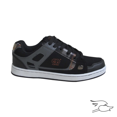 TENNIS DREAM SEEK 3008 MEN BLACK-GREY-ORANGE