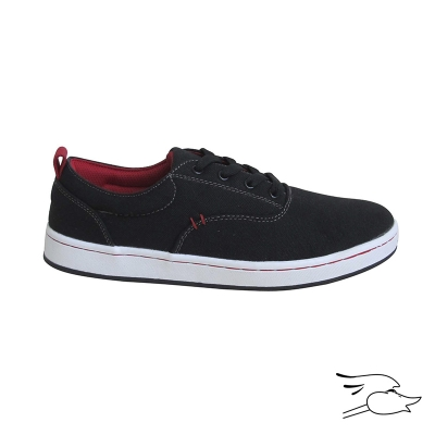 TENNIS DREAM SEEK 7168 BOYS BLACK-RED