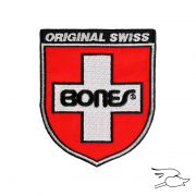 PARCHE SWISS SHIELD