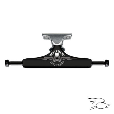 TRUCKS DESTRUCTO D1 TARGET GUN-BLACK MID 5.0