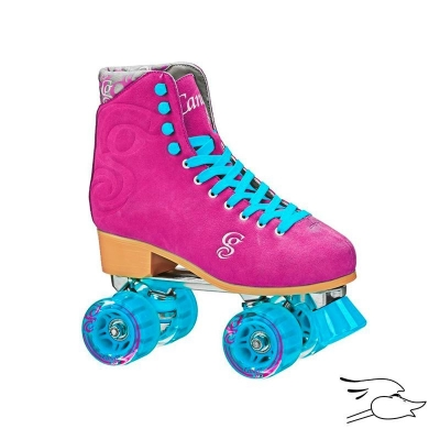 PATINES ROLLER DERBY ROLLER CANDI CARLIN BERRY