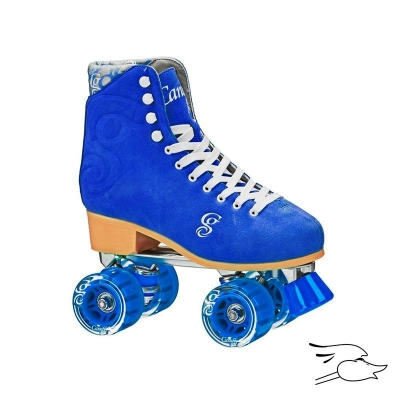 PATINES ROLLER DERBY ROLLER CANDI CARLIN BLUE