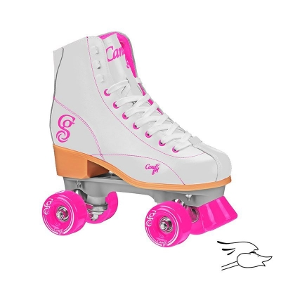 PATINES ROLLER DERBY ROLLER CANDI SABINA WHITE