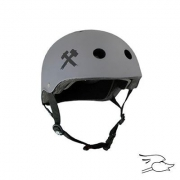 CASCO S-ONE LIFER GREY MATTE