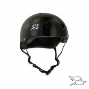 CASCO S-ONE LIFER BLACK GLOSS