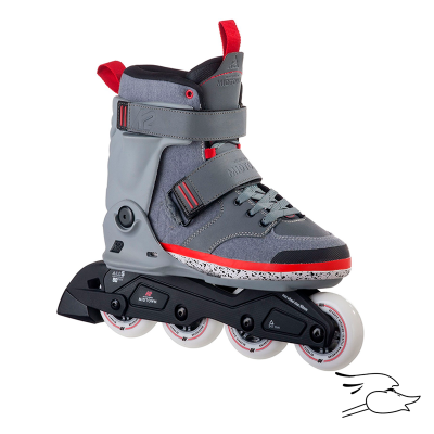 PATINES K2 MIDTOWN GRAY