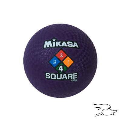 BALON MIKASA FOUR SQUARE PURPLE P850