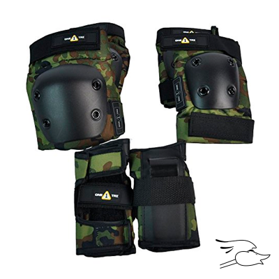 PROTECCION ONE TRI JR. 3 PACK CAMOUFLAGE
