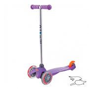 SCOOTER MICRO MINI PURPLE