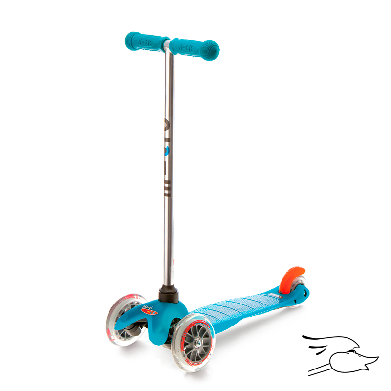 SCOOTER MICRO MINI AQUA