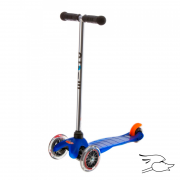 SCOOTER MICRO MINI BLUE