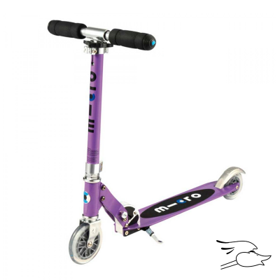 SCOOTER MICRO SPRITE PURPLE