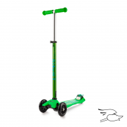 SCOOTER MICRO MAXI DELUXE GREEN