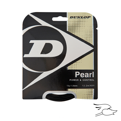 ENCORDADO DUNLOP PEARL 17G BLACK