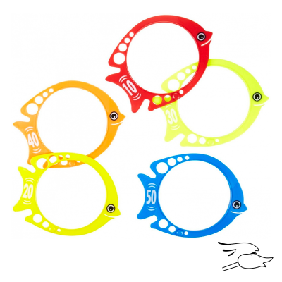 JUEGO LEADER FISH RINGS