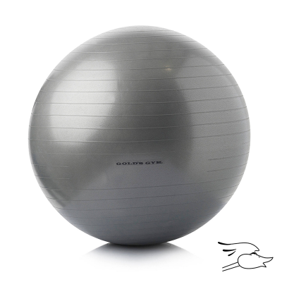 BALON PILATES GOLD GYM 75CM ANTI-BURST