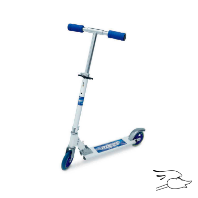 SCOOTER ROCES FUN BLUE ALUM FRAME 150MM