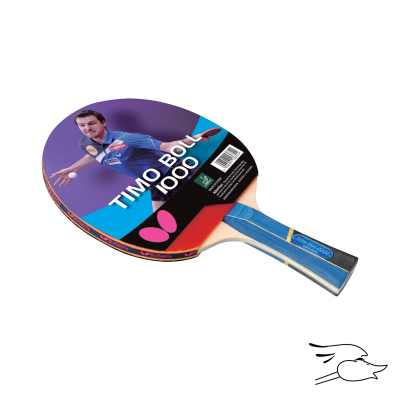 RAQUETA BUTTERFLY PING PONG TIMO BOLL 1000