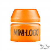 CAUCHOS MINILOGO MEDIUM ORANGE